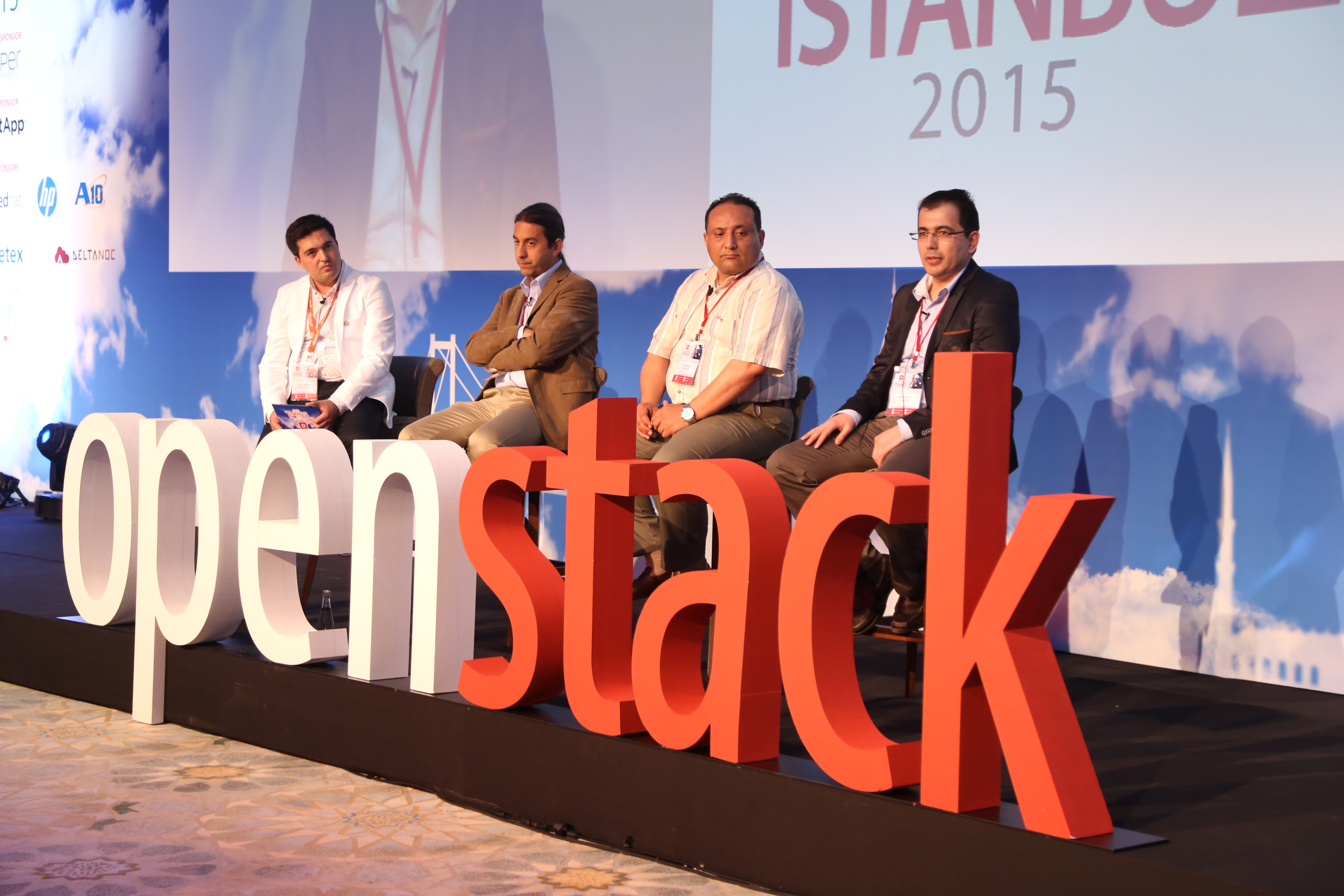 OpenStack Days Istanbul User Panel