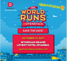 OpenStack Days Istanbul 2017