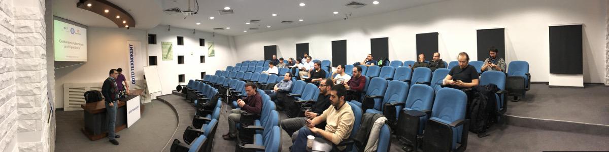 OpenStack Türkiye 15. Meetup Ankara
